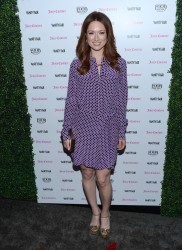 Ellie Kemper - Vanity Fair & Juicy Couture Celebration of the 2013 Vanities Calendar in LA 2/18/13