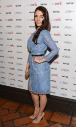 Jessica Lowndes - Vanity Fair Campaign Hollywood 2013 D.J. Night with L'Oreal Paris in LA 2/19/13