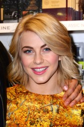 Julianne Hough - Nicholas Sparks' book signing in London 2/21/13