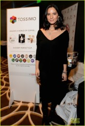 Olivia Munn - Kari Feinstein Pre-Oscar Style Lounge in Hollywood 2/22/13