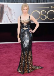 Nicole Kidman - 85th Annual Academy Awards in Hollywood 2/24/13