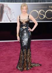 Nicole Kidman - 85th Annual Academy Awards in Hollywood 2/24/13