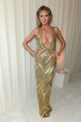 Heidi Klum - 21st Annual Elton John AIDS Foundation Academy Awards Viewing Party 2013 (9x + 22x ADDS)