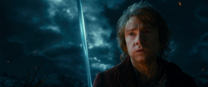 Hobbit: Niezwyk³a podró¿ / An Unexpected Journey (2012) 720p.BRRip.XviD.AC3-ELiTE / Napisy PL