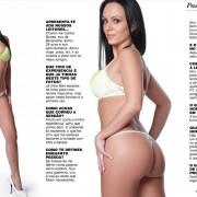 Gatas QB - Carina Nunes Hot Magazine Março 2013