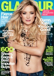 Kate Hudson - Glamour Magazine April 2013