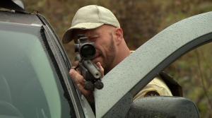 Zabójcze polowanie / Hunt to kill (2010) PL.480p.BDRip.XviD.AC3-ELiTE / Lektor PL