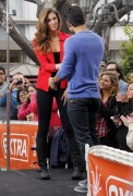 Katherine Webb - Extra at The Grove in LA - March 5, 2013