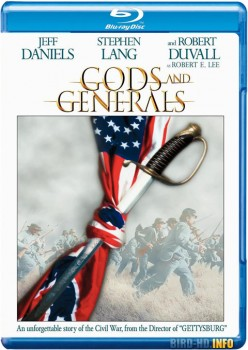 Gods and Generals 2003 EXTENDED m720p BluRay x264-BiRD
