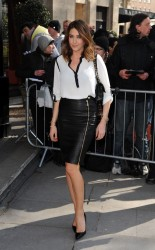 Lisa Snowdon - TRIC Awards in London 3/12/13