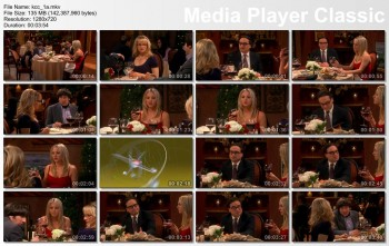 Kaley Cuoco | Big Bang Theory s06e16 | 720p
