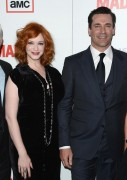 Christina Hendricks - 'Mad Men' Season 6 Premiere in Los Angeles 3/20/13