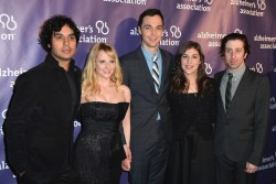 "Melissa Rauch - 21st Annual ""A Night At Sardi's"" Gala in Beverly Hills 3/20/13"