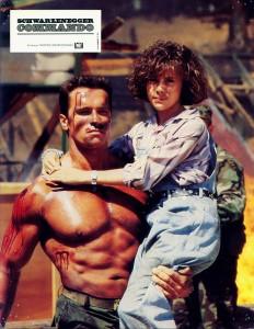 Коммандо / Commando (Арнольд Шварценеггер, 1985) 8be985244842547