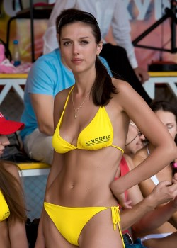 Amateur vacaciones bikini video belmar