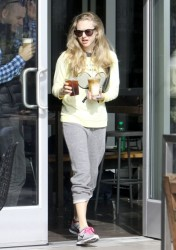 Amanda Seyfried - out in LA 3/30/13