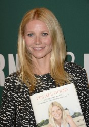 Gwyneth Paltrow - signs copies of her new book at The Grove in LA 4/3/13