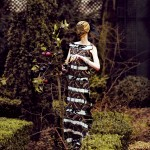 Haute Couture Editorial on Vogue Ukraine April 2013