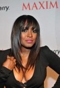 Keshia Knight Pulliam - At A Maxim And BlackBerry Party In Atlanta 04-06-13
