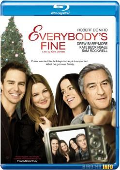 Everybody's Fine 2009 m720p BluRay x264-BiRD