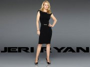 Jeri Ryan : Sexy Wallpapers x 2