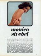 Monica Strebel  nackt