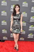 Alexandra Daddario - 2013 MTV Movie Awards 4/14/13
