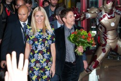 Gwyneth Paltrow - 'Iron Man 3' premiere in Paris 4/14/13