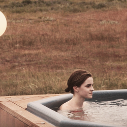 Emma Watson in Spa