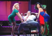 Katharine McPhee and Megan Hilty in a Hot Pic From Smash