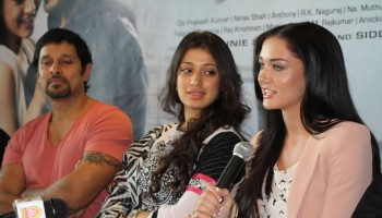 "Amy Jackson @ Kollywood movie ""Thaandavam"" pressmeet in London 13 June, 2012"