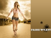 Paige Wyatt : Very Hot Wallpapers x 3
