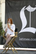 Molly Ringwald -  Book reading in Los Angeles