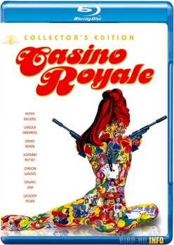 Casino Royale 1967 m720p BluRay x264-BiRD