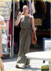 Amber Heard - out in West Hollywood 4/28/13