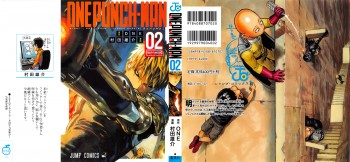 Post Oficial - One Punch-Man - Segunda temporada en abril de 2019 - Página 4 E53f0e251867541