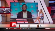 Charissa Thompson - Sportsnation videos x3
