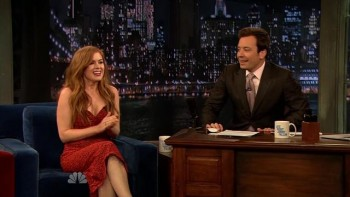 Isla Fisher - Late Night with Jimmy Fallon 05/02/2013