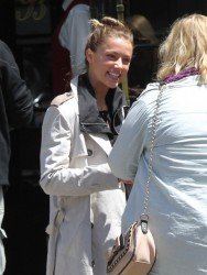 Amber Heard - out in NY 5/5/13