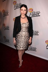 Michelle Trachtenberg - Lay's 'Do Us A Flavour' contest at Beso in Hollywood 5/6/13