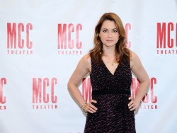 Jenna Fischer - 'Reason To Be Happy' photocall in NYC 5/7/13