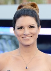 Gina Carano | silver dress | Fast & Furious 6  Premiere in London |07.05.2013 | 5hq