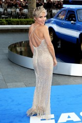 Elsa Pataky | Silver Dress |Fast & Furious 6 UK Premiere |07.05.2013|36