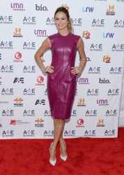 Stacy Keibler - A+E Networks 2013 Upfront in NYC 5/8/13