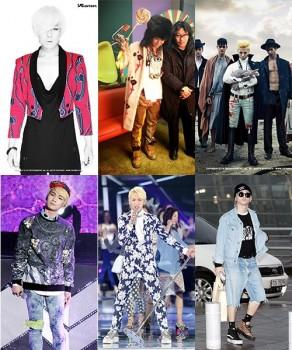 [Random] Senso de moda de Key e G-Dragon os tornam nos ídolos fashionistas mais proeminentes E94b7d253473402
