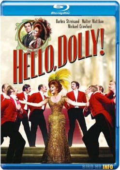 Hello, Dolly! 1969 m720p BluRay x264-BiRD