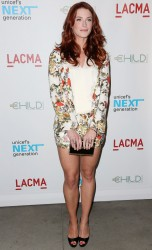 Bridget Regan - UNICEF Next Generation LA Chapter launch in LA 5/9/13
