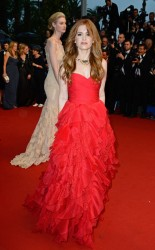 Isla Fisher - 66th Annual Cannes Film Festival Opening Ceremony 5/15/13
