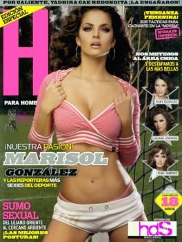 Marisol Gonzalez revista H Septiembre 2009