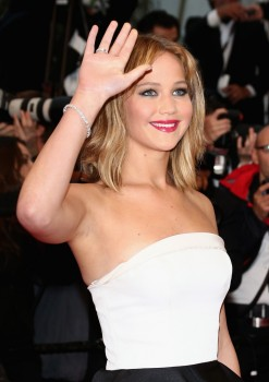 Jennifer Lawrence Jimmy P Premiere at the 66th Cannes Film Festival 3